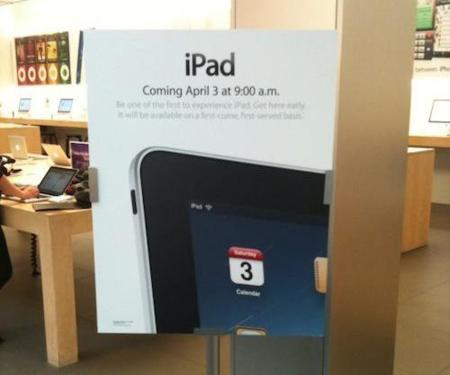 Especial lanzamiento del iPad, síguelo en Applesfera