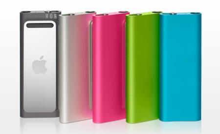 Nuevo iPod shuffle, más barato y con nuevos colores