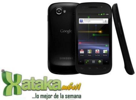 Google Nexus S y Android 2.3 se hicieron oficiales. Lo mejor de la semana en XatakaMóvil.