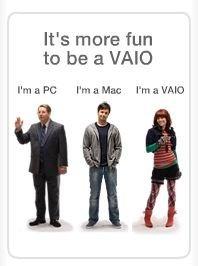 Campaña de Sony 'Soy un VAIO'