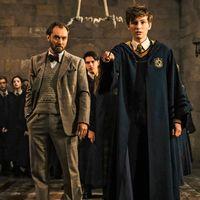 'Animales fantásticos: los crímenes de Grindelwald' lanza un nuevo tráiler cargado de magia, oscuridad y acción