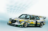 BMW 320i group 5 1977