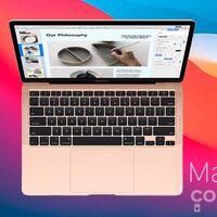 El MacBook Air con procesador M1 tiene un nuevo precio mínimo en Amazon: por 1.019 euros te estarás ahorrando 110 euros en su compra