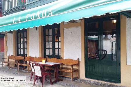 Restaurante La Fonda, en el precioso municipio vasco de Mundaka