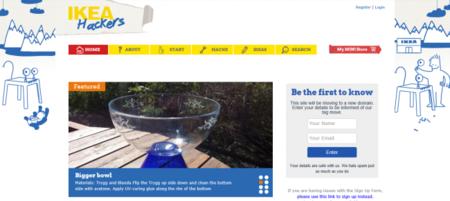 IKEA recapacita: IKEAhackers, de momento, seguirá en pie