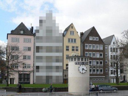 Google Street View permite que tu vivienda o negocio en Alemania desaparezca como un fantasma