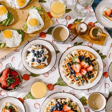 17 recetas para celebrar un brunch de Galentine's Day (y te explicamos de dónde viene esta nueva tradición)