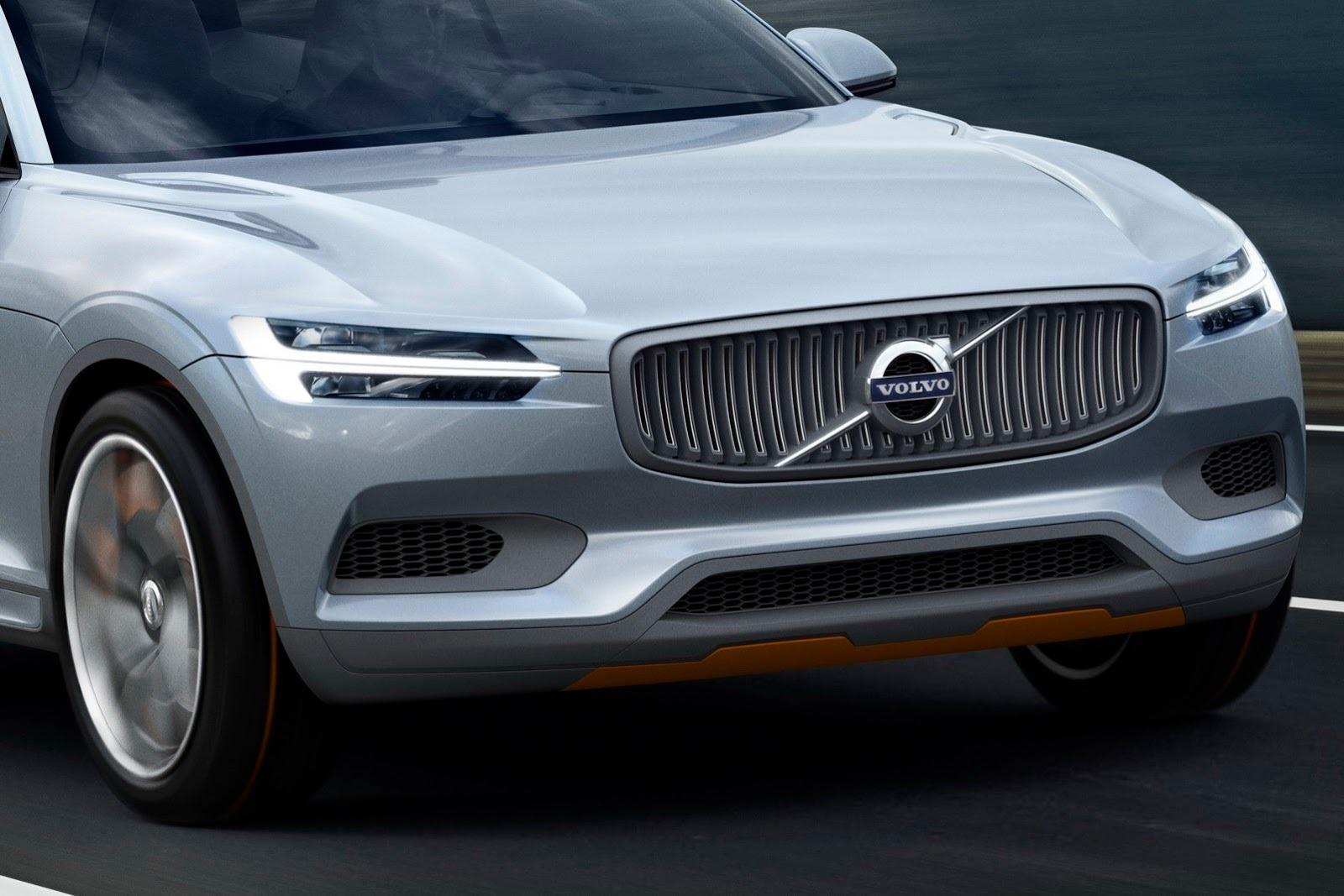 Foto de Volvo Concept XC Coupe (7/9)