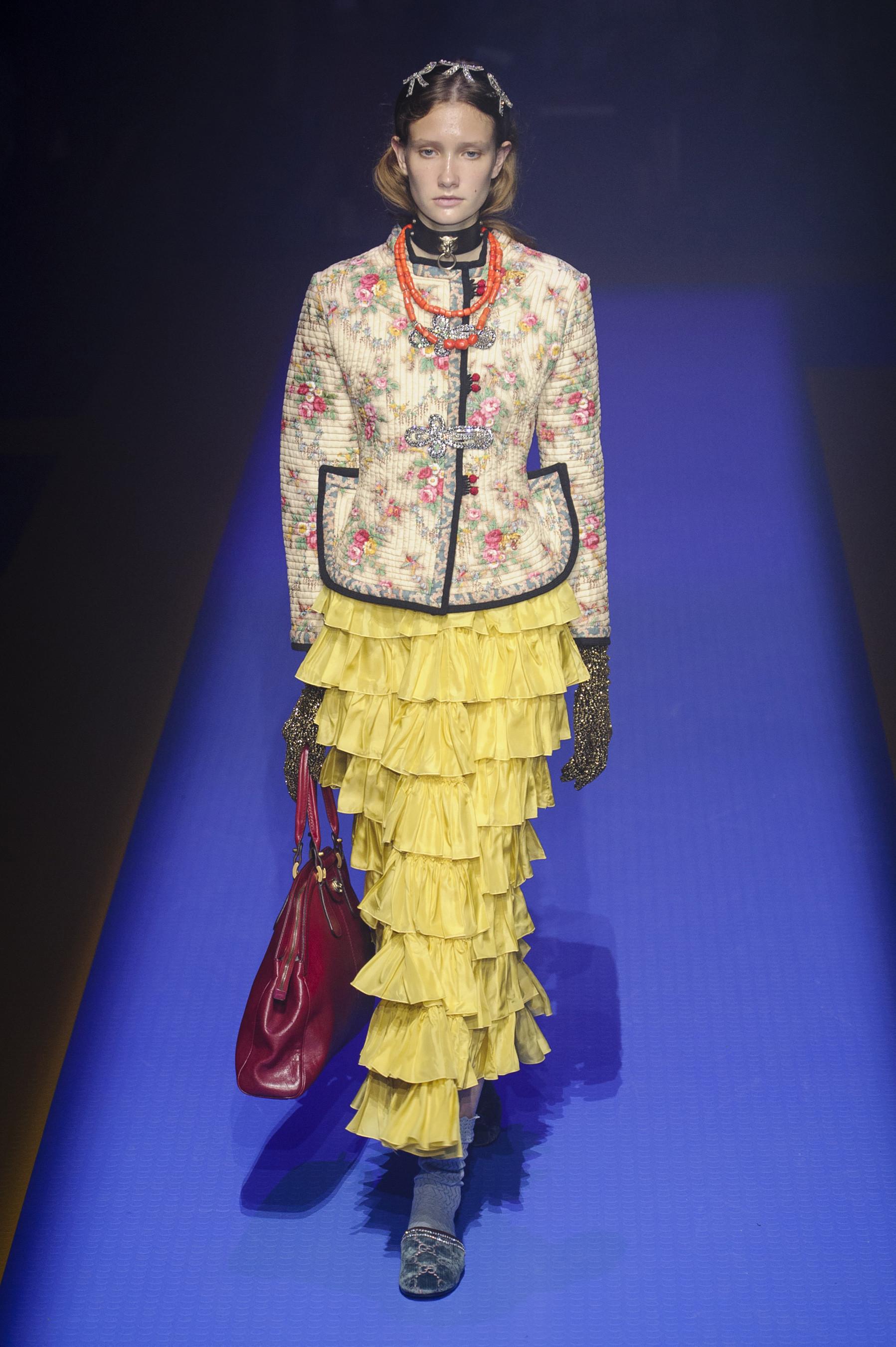 Foto de Gucci Primavera-Verano 2018 (37/63)