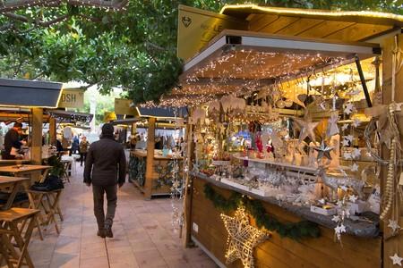Christmas Market De Puerto Portals Mallorca