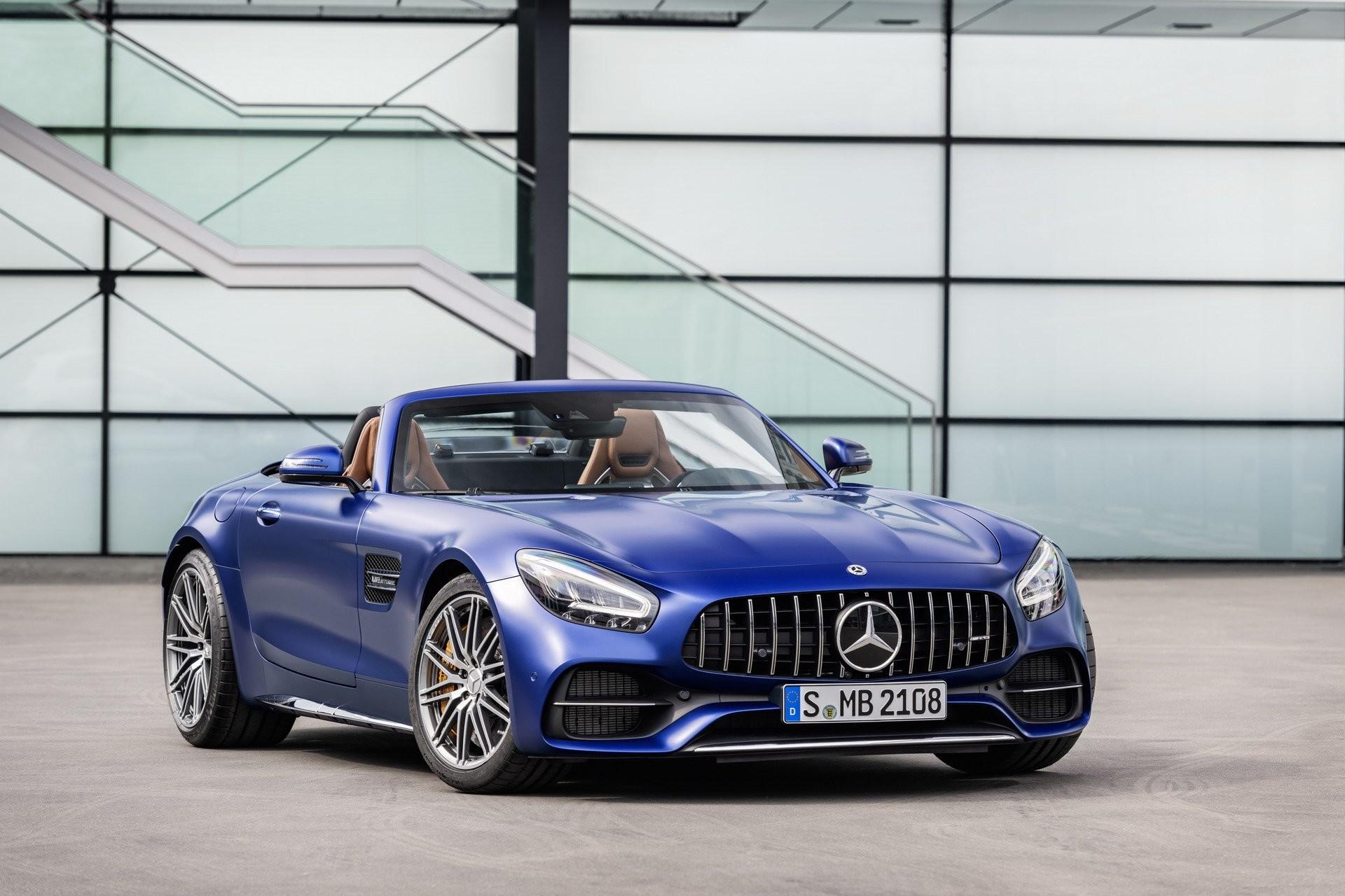 Foto de Mercedes-AMG GT 2020 (15/44)