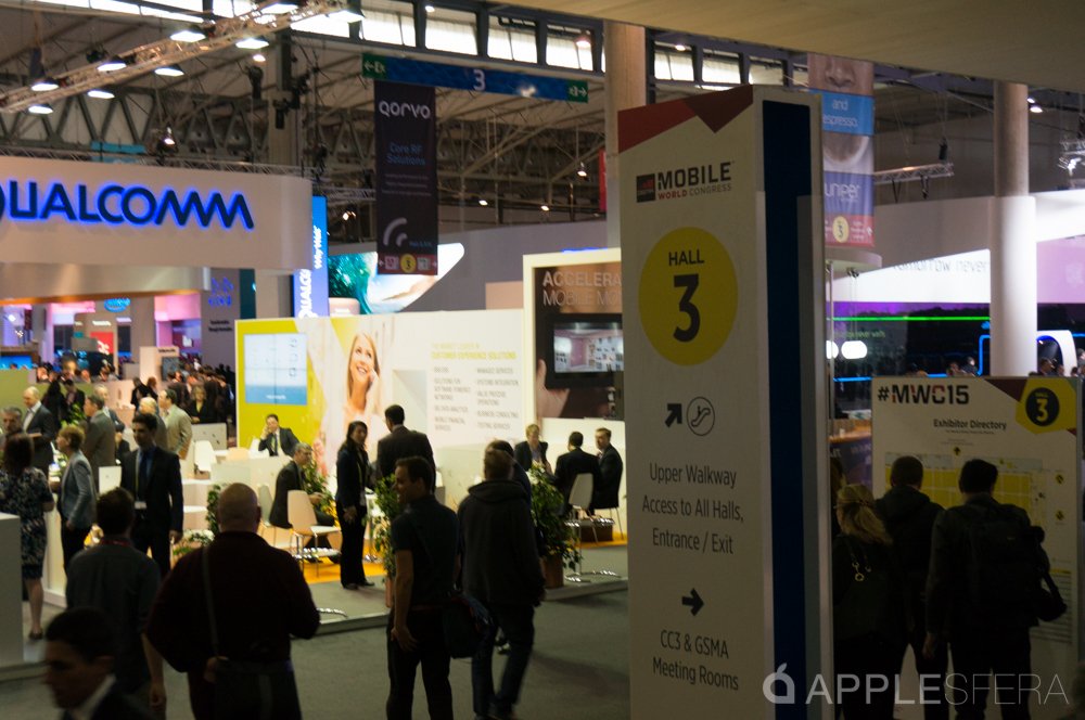 Foto de Mobile World Congress 2015 (41/79)