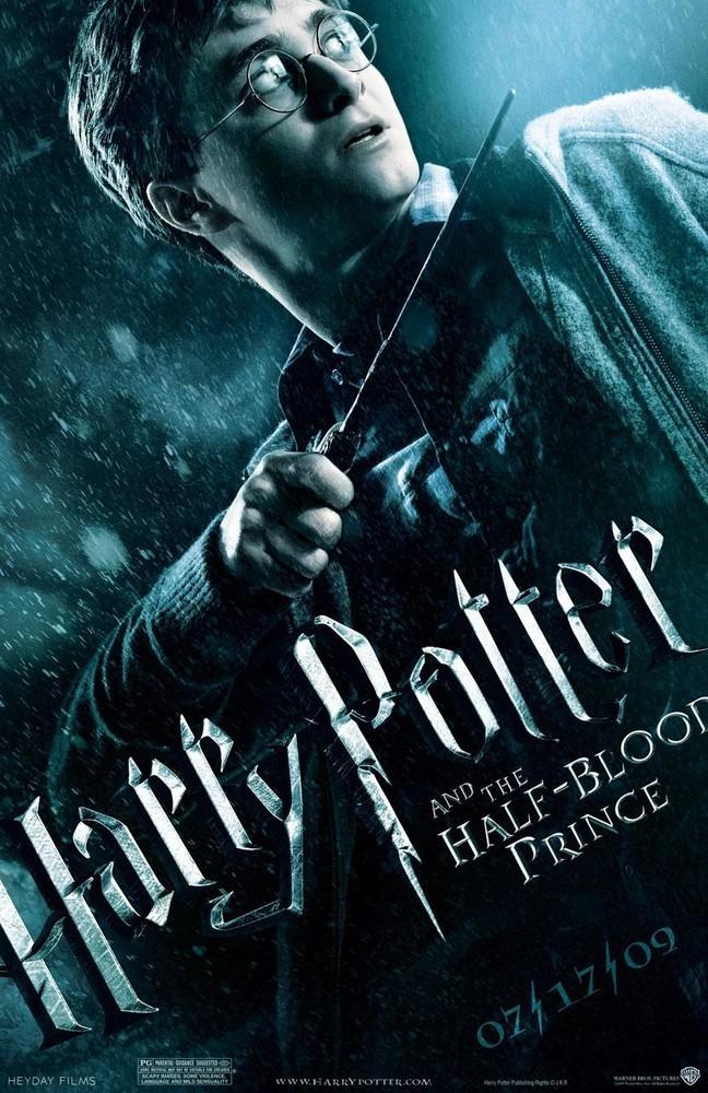Foto de 'Harry Potter y el misterio del príncipe', posters (2/3)