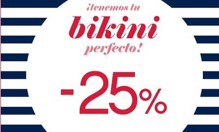 Descuentos en bikinis en Women'Secret