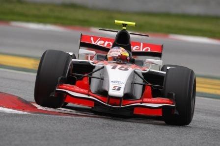 GP2 Turquía 2010: Pastor Maldonado arrasa en la primera carrera del fin de semana