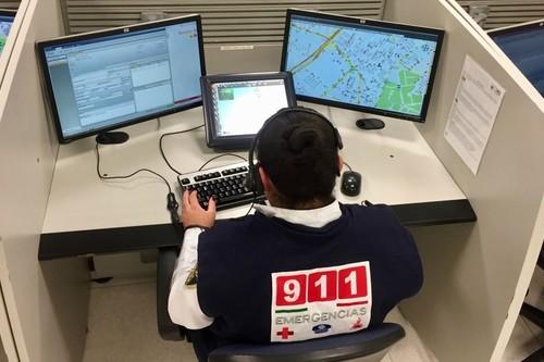 En México 9 de cada 10 llamadas al 911 son falsas, eso significa millones de pesos tirados a la basura