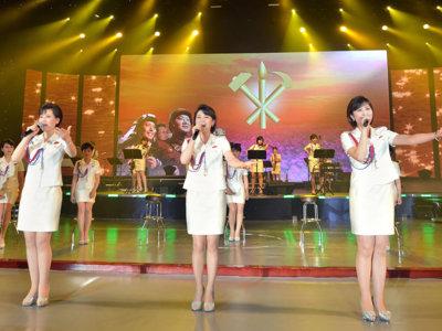 Ecos de Jethro Tull y Luis Cobos: así es la banda norcoreana favorita de Kim Jong-un