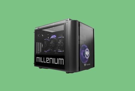 Si buscas PC gaming ya montado, ojo a este modelo de Millenium con RTX 3070 por 130 euros menos