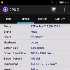 Foto 5 de 31 de la galería nubia-z11-benchmarks en Xataka