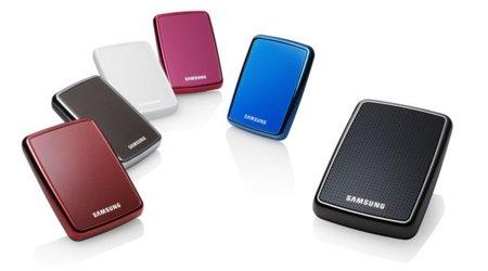 Samsung S2 Portable, discos duros para llevar con USB 3.0