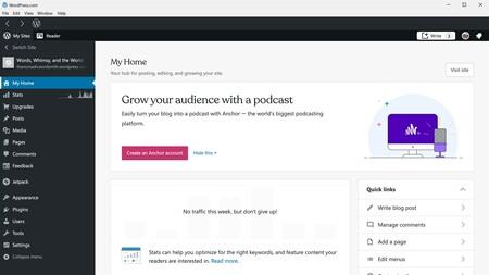 WordPress ya tiene su propia aplicación para Windows 10 en la Tienda de Microsoft