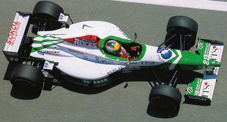 Luca Badoer Forti Shannon 1996