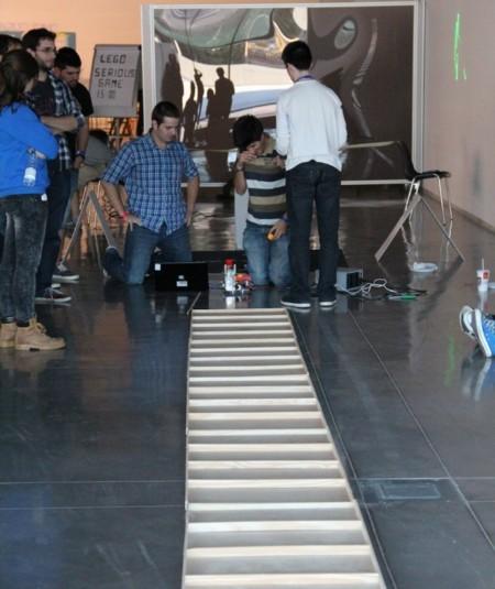 AESS Bot barcelona robótica