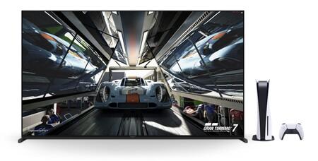 """Sony presenta el sello """"Perfecto para PlayStation 5"""": dos funciones exclusivas para jugar en sus teles BRAVIA XR"""