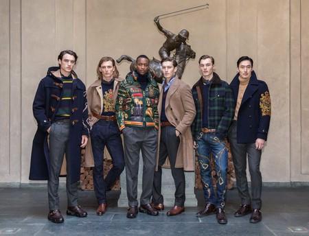 Ralph Lauren lleva la elegancia americana a Milán con su línea Purple Label