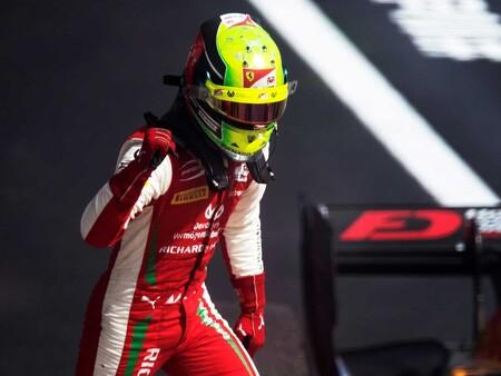 Schumacher Sakhir F2 2020 3