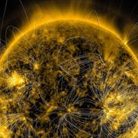 La NASA muestra como nunca antes los campos magnéticos del Sol en este alucinante vídeo
