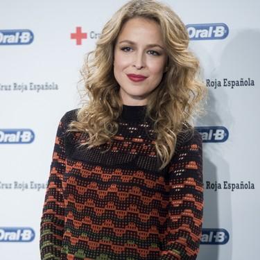 Silvia Abascal nos muestra por qué un look demasiado holgado no es la mejor idea cuando estás embarazada