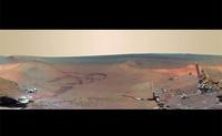 La NASA nos regala una espectacular panorámica de Marte