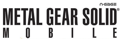 Ya disponible la demo de 'Metal Gear Solid Mobile' para N-Gage