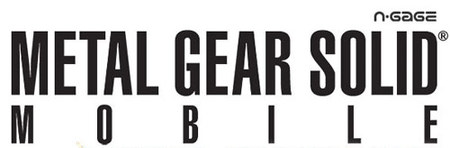 Ya disponible la demo de 'Metal Gear Solid Mobile' para N-Gage