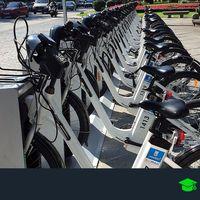 Cómo ver en Google Maps cuántas bicis de alquiler hay libres en tu ciudad