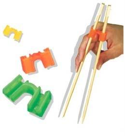 Fun chop, te ayudan a aprender a comer con palillos