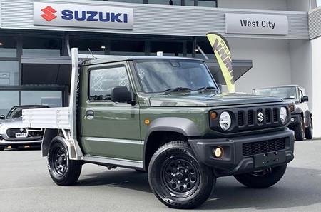Suzuki Jimny Pick Up 5