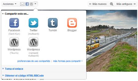 Flickr se socializa más