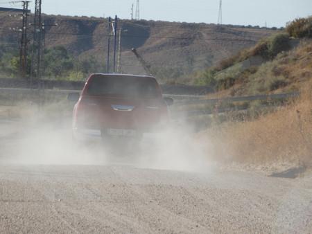 Prueba Toyota Hilux Exteriores Campo consumo