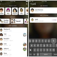 Snapchat recibirá una actualización y lanzará una nueva barra de búsqueda