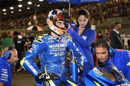 Álex Rins es duda para Argentina tras lesionarse mientras hacía motocross