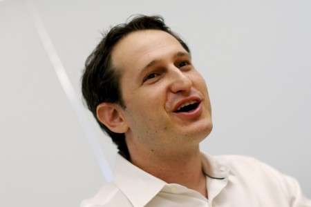 Jason Robins, CEO de DraftKings