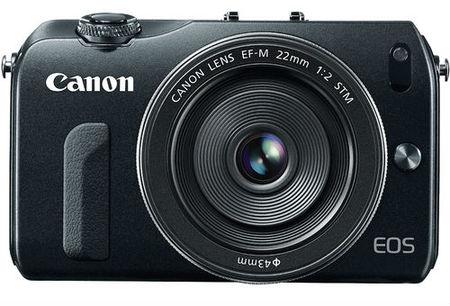 Canon EOS M Vista frontal