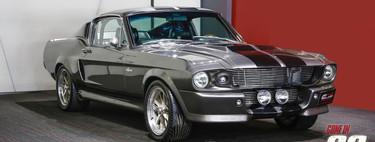 """Si te gustan los coches de película, este Shelby Mustang """"Eleanor"""" original está buscando un nuevo dueño"""