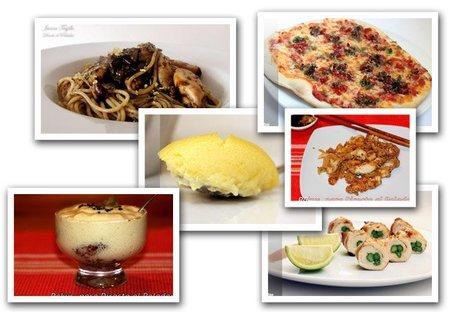 Menú semanal del 31 de enero al 6 de febrero de 2011