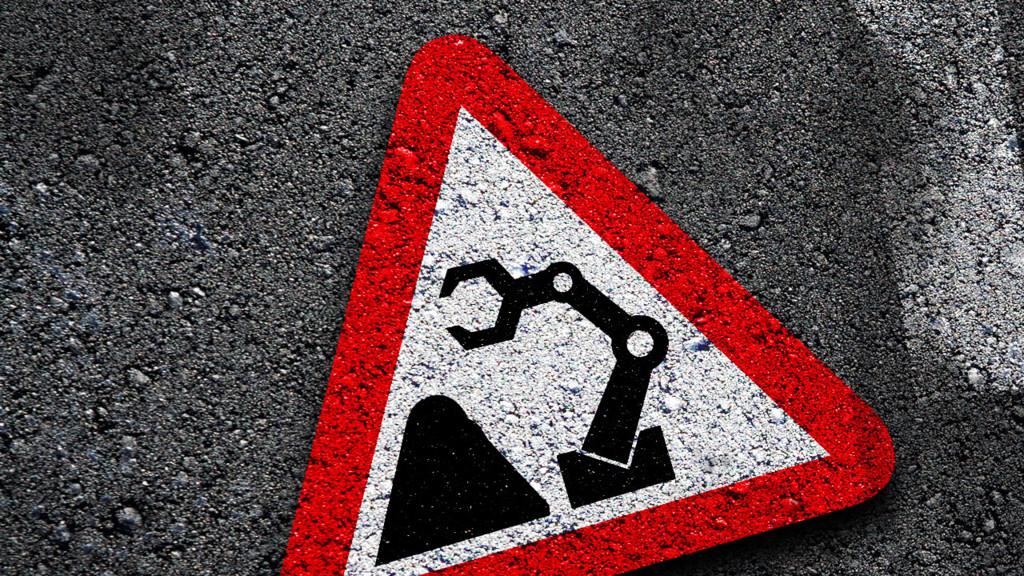 Señales de tráfico futuro - Robotsatwork