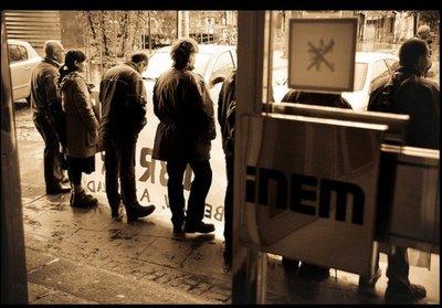 La evolución del desempleo mundial a lo largo de la crisis económica