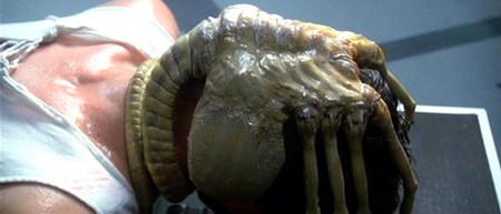 'Alien', el terror de lo desconocido