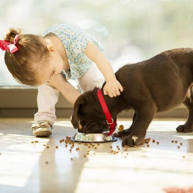 Tener un perro en casa mejora el desarrollo social y emocional de los niños menores de cinco años